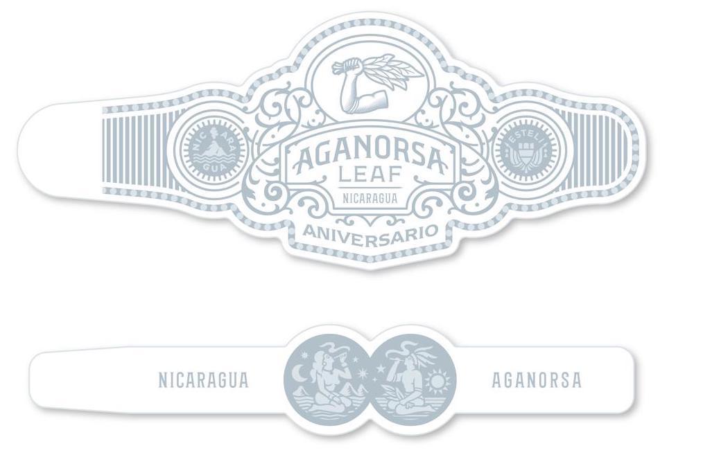Cigar News: Aganorsa Leaf Aniversario Maduro Toro and Short Churchill to Debut at PCA 2021