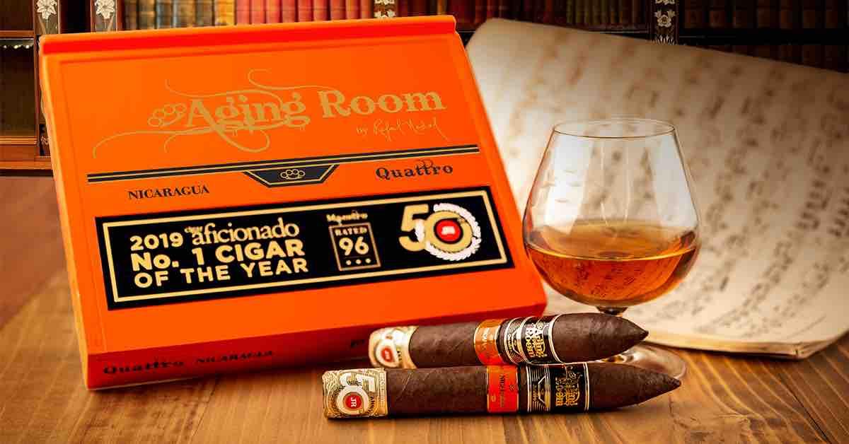 Cigar News: Aging Room Quattro Nicaragua JR 50th Announced as Part of JR Cigar 50th Anniversary Series