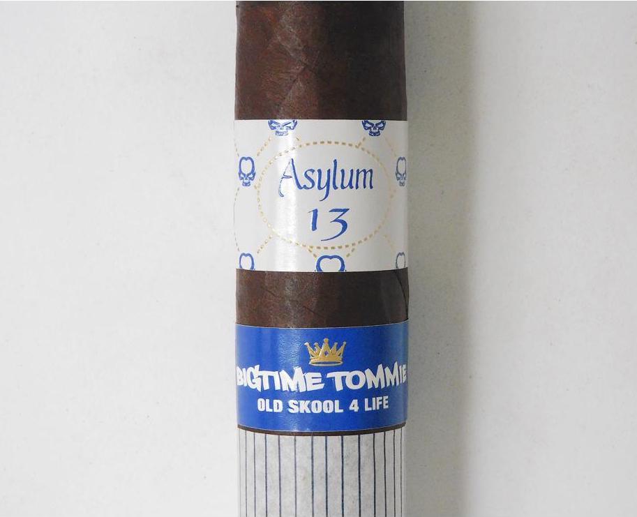 Cigar News: Asylum 13 BigTime Tommie 60 x 6 Released