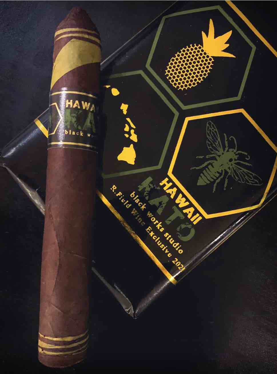 Cigar News: Black Works Studio Hawaii Kato Returns