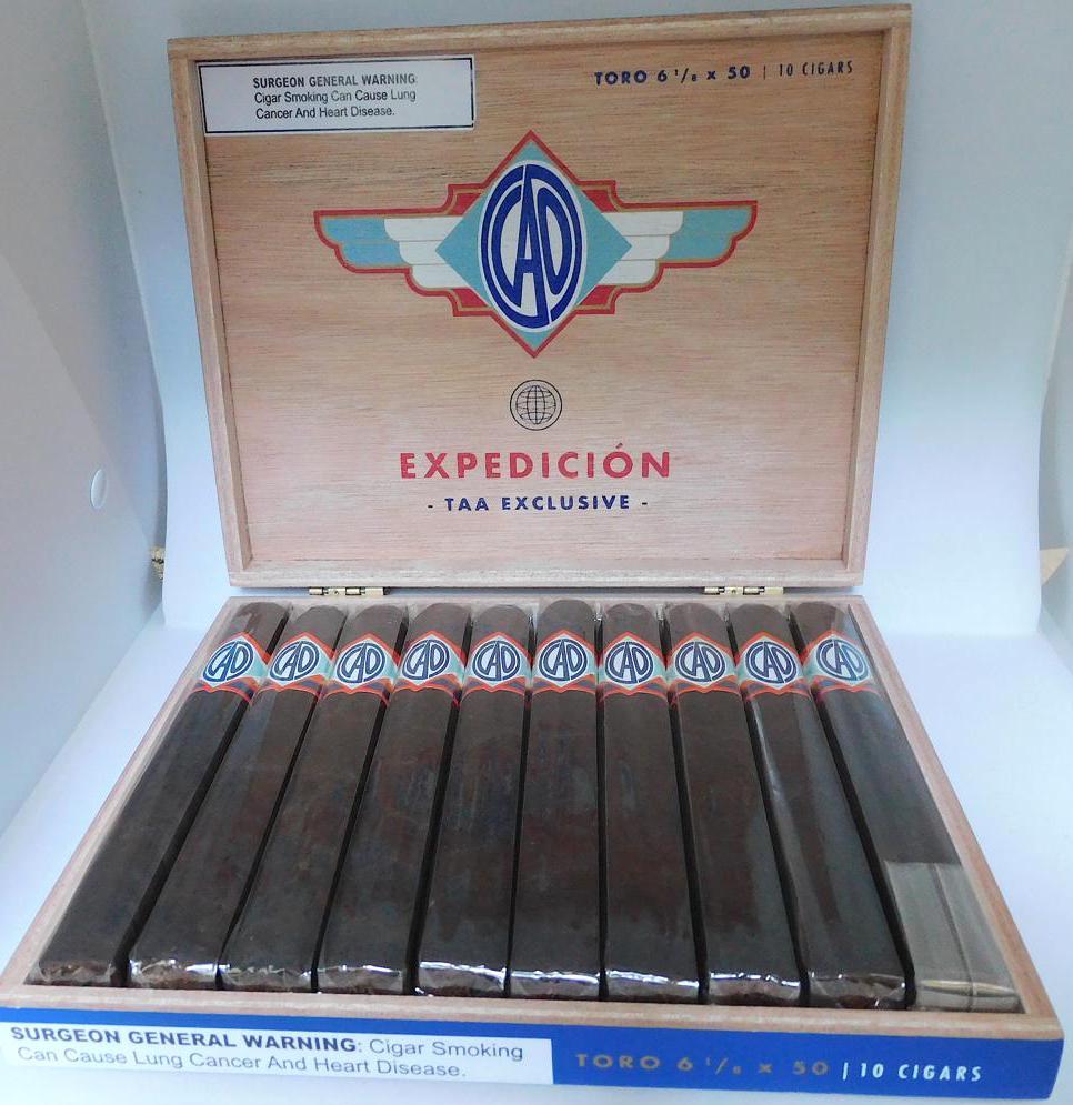 CAO Expedición Open Box