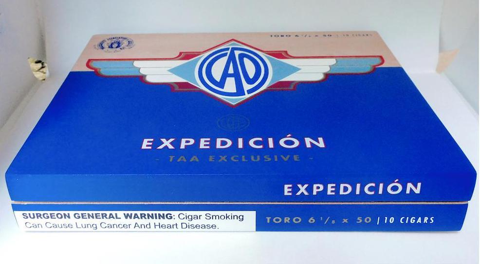 CAO Expedición Box