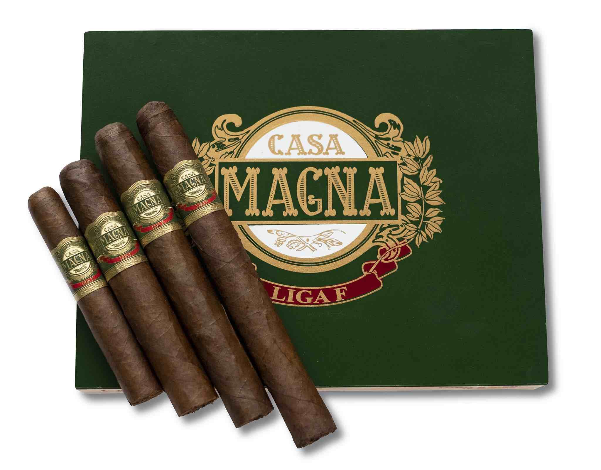 Cigar News: Quesada Cigars Announces Casa Magna Liga F