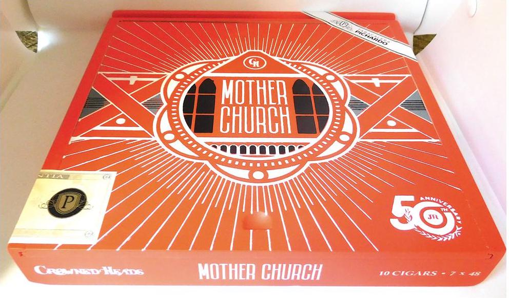 Crowned Heads Mother Churchll JR 50th-Closed Box