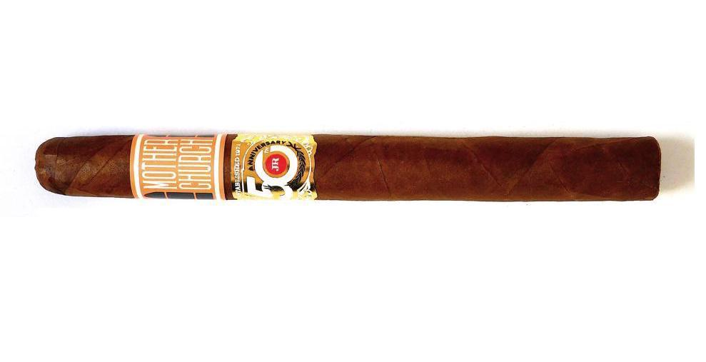 Cigar Review: Crowned Heads Mother Church JR 50th (Churchill)