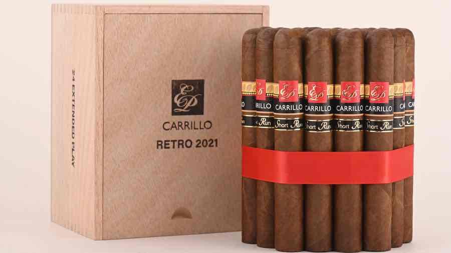 Cigar News: E.P. Carrillo Short Run to Return