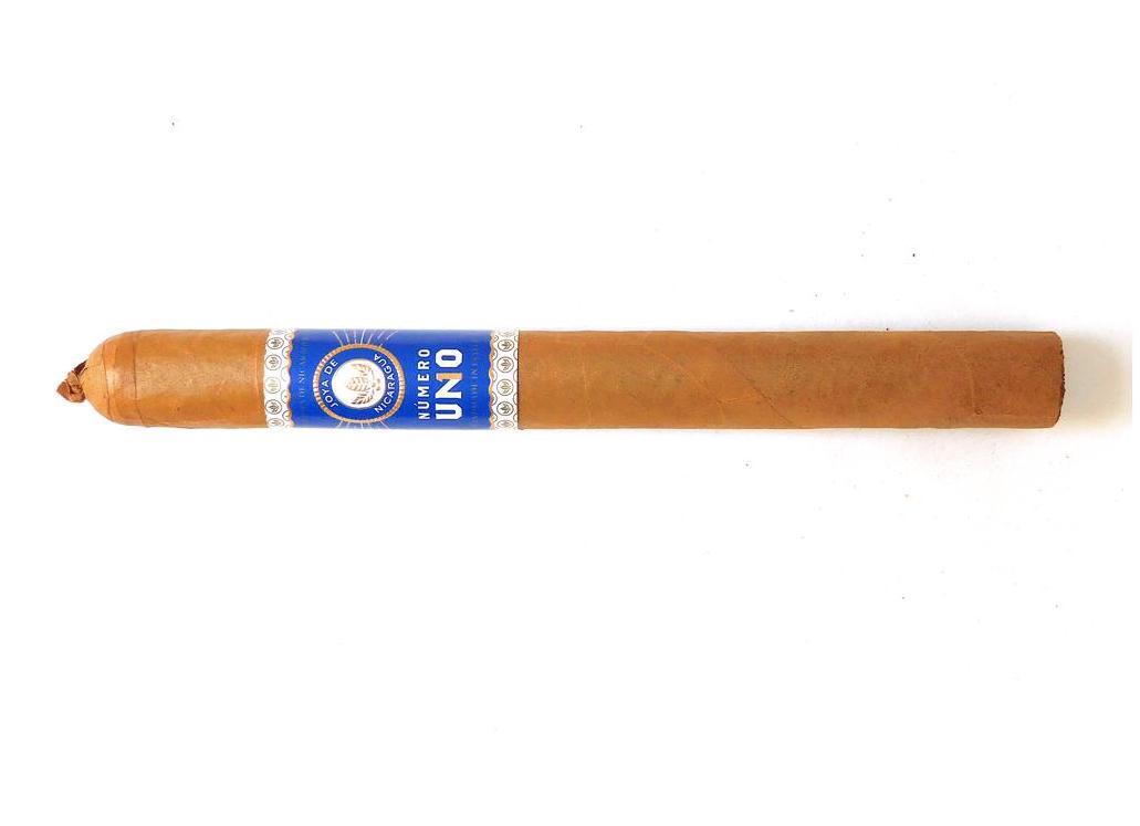 Agile Cigar Review: Joya de Nicaragua Numero Uno Le Premier