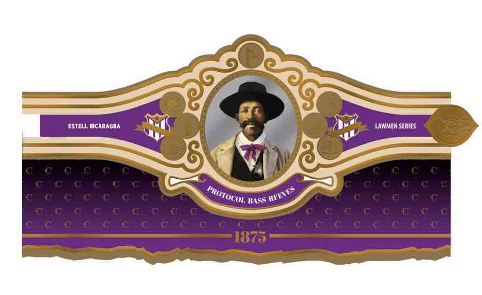 Cigar News: Protocol Bass Reeves to Launch at 2021 PCA