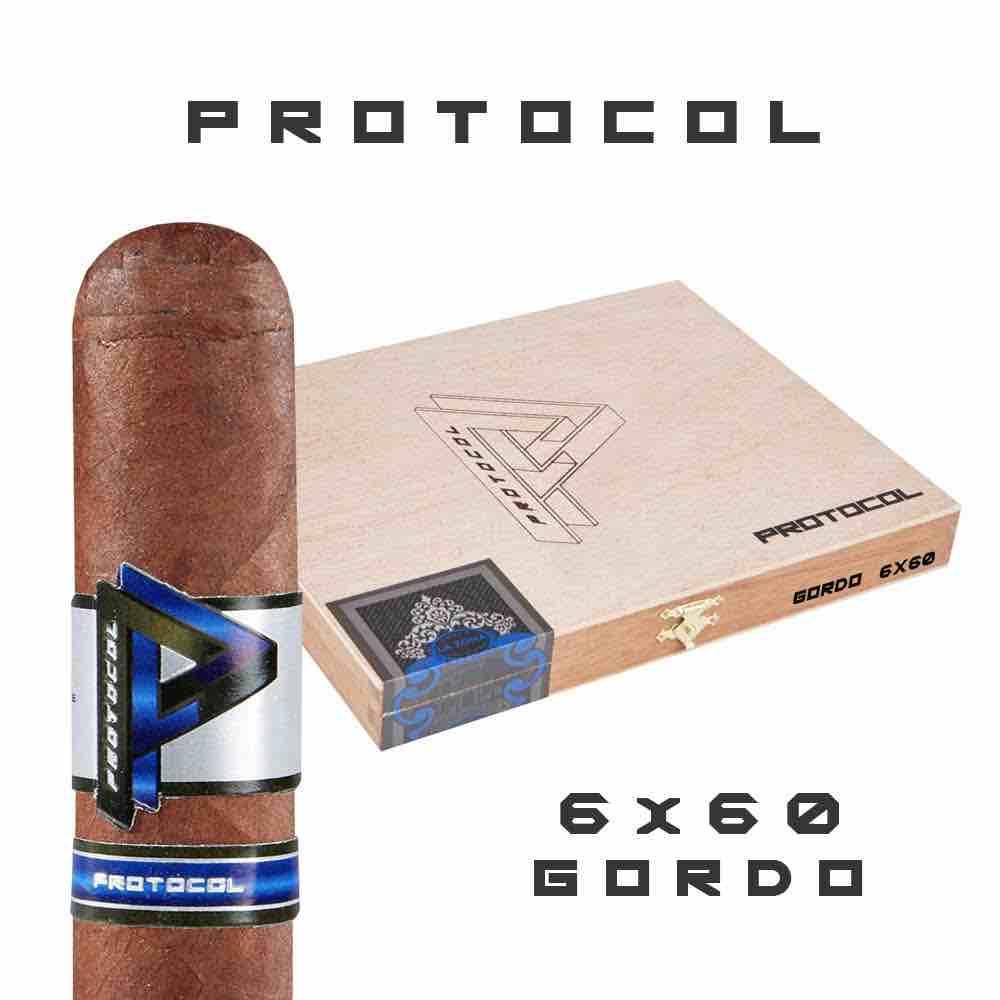 Cigar News: Protocol Blue Gordo to Debut at PCA 2021