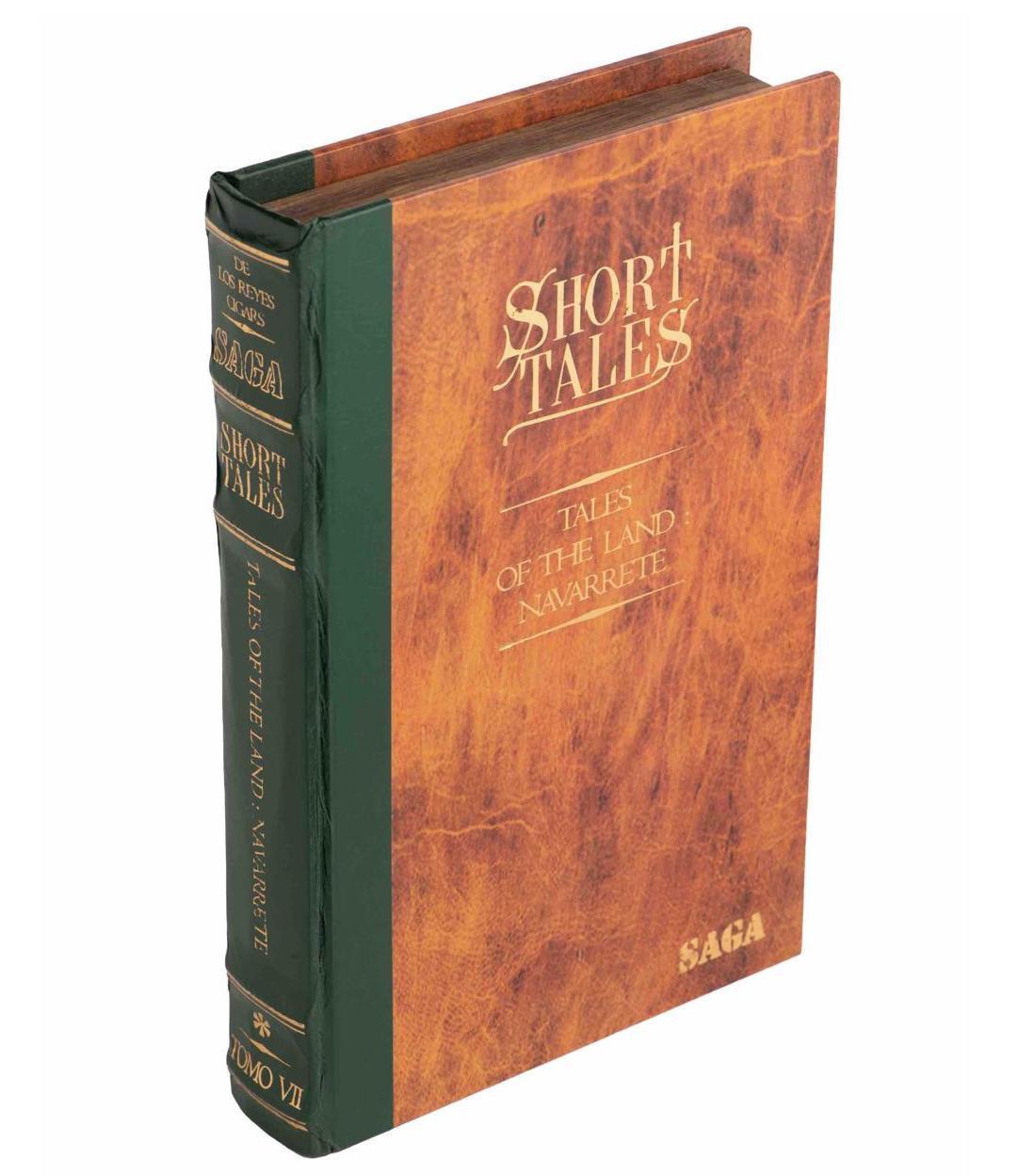 Cigar News: De Los Reyes Cigars Announces Saga Short Tales Tomo VII – Tales of the Land: Navarrete