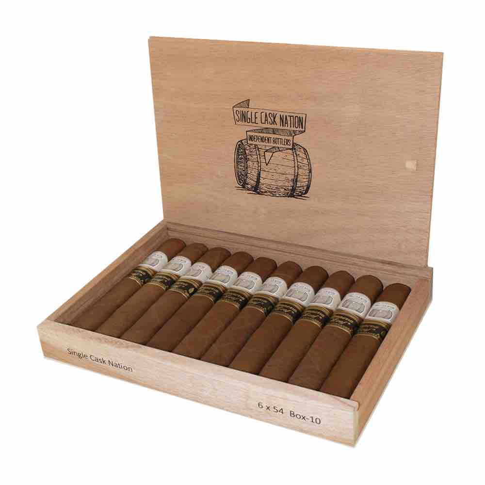 Cigar News: Aganorsa Leaf and J&J Spirits Team Up for Second Shop Exclusive Release