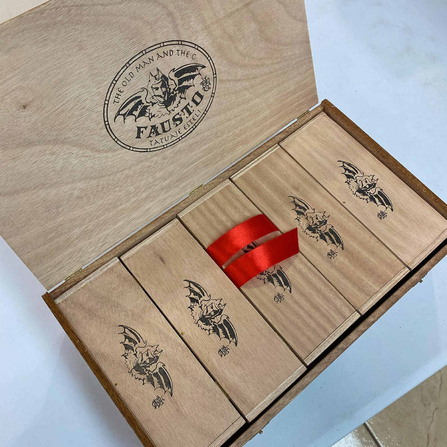Cigar News: Tatuaje Fausto Old Man and the C Arrives at Retailers