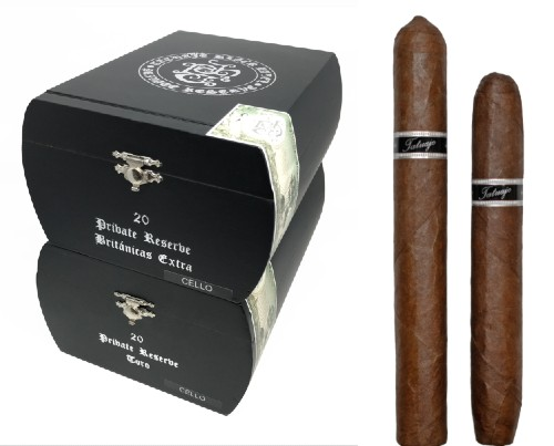 Cigar News: Tatuaje Private Reserve Toro and Británicas Extra Available to PCA Members