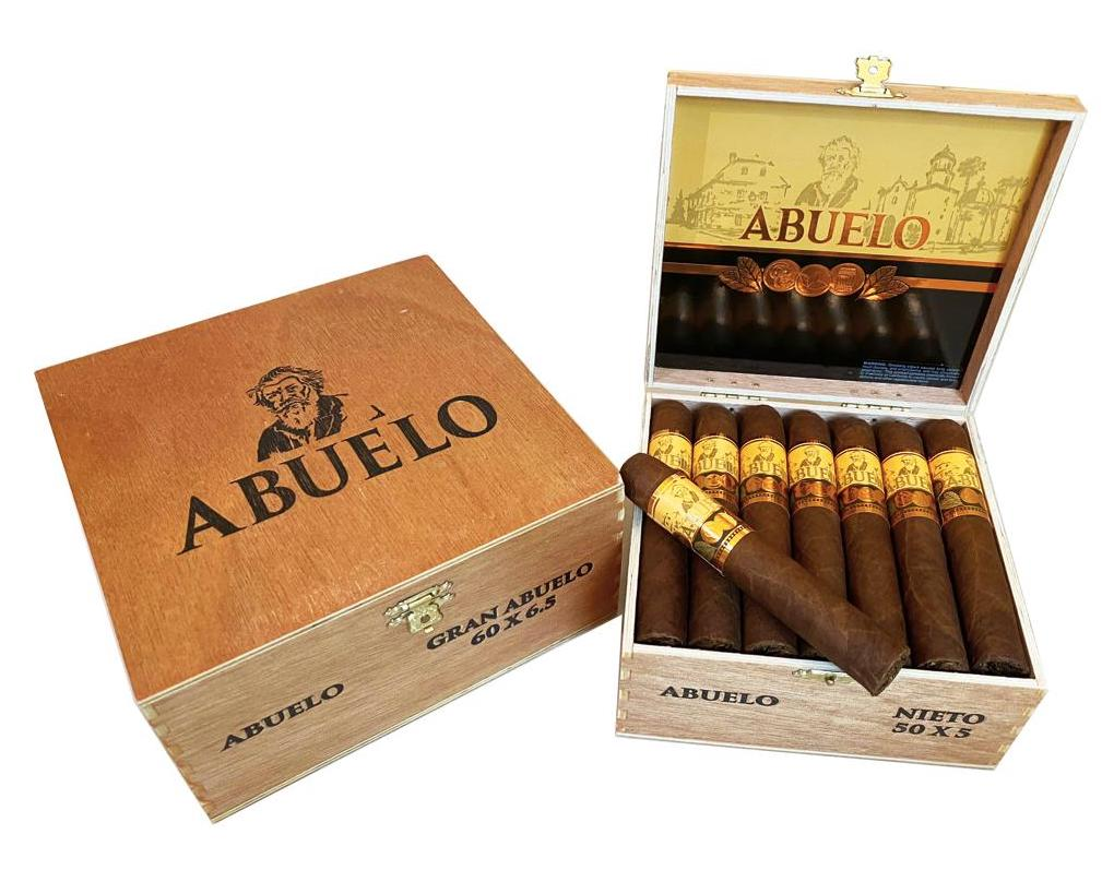 Cigar News: United Cigars Launches Abuelo