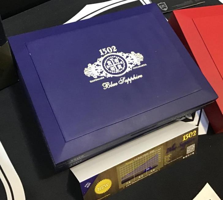 Cigar News: Global Premium Cigars Cigars to Add 1502 Blue Sapphire Robusto