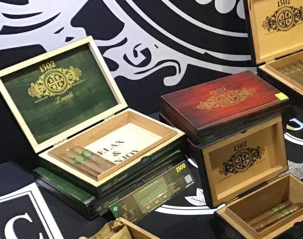 Cigar News: Global Premium Cigars Adds 1502 Emerald Robusto