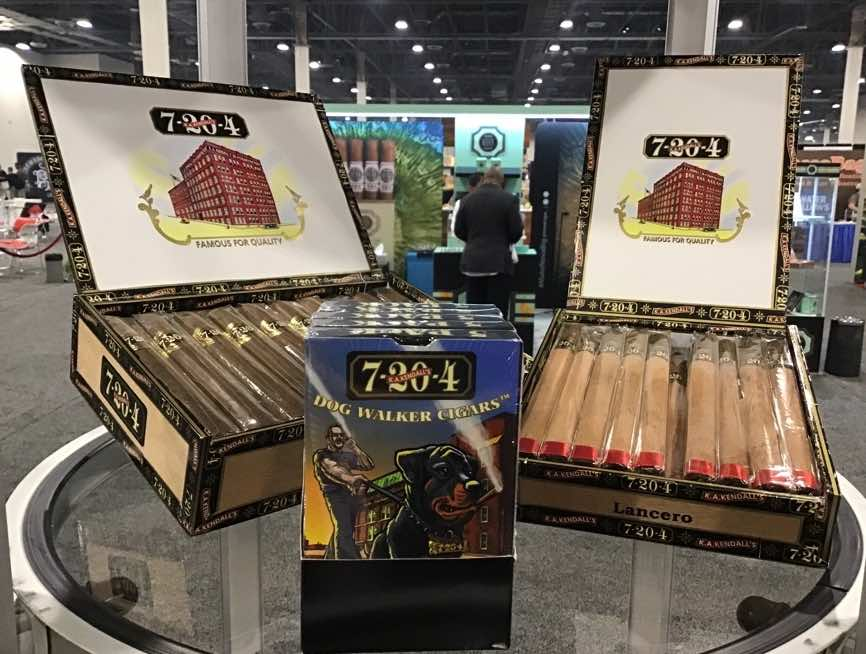 Cigar News: 7-20-4 Line Shifts to J. Fuego Factory in Nicaragua
