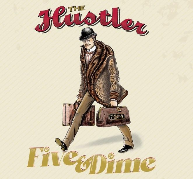 Cigar News: 7-20-4 Hustler Five & Dime Announced as PCA Show Exclusive