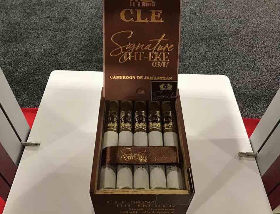 Cigar News: CLE Signature THT-EKE 0317 Makes Debut at 2021 PCA