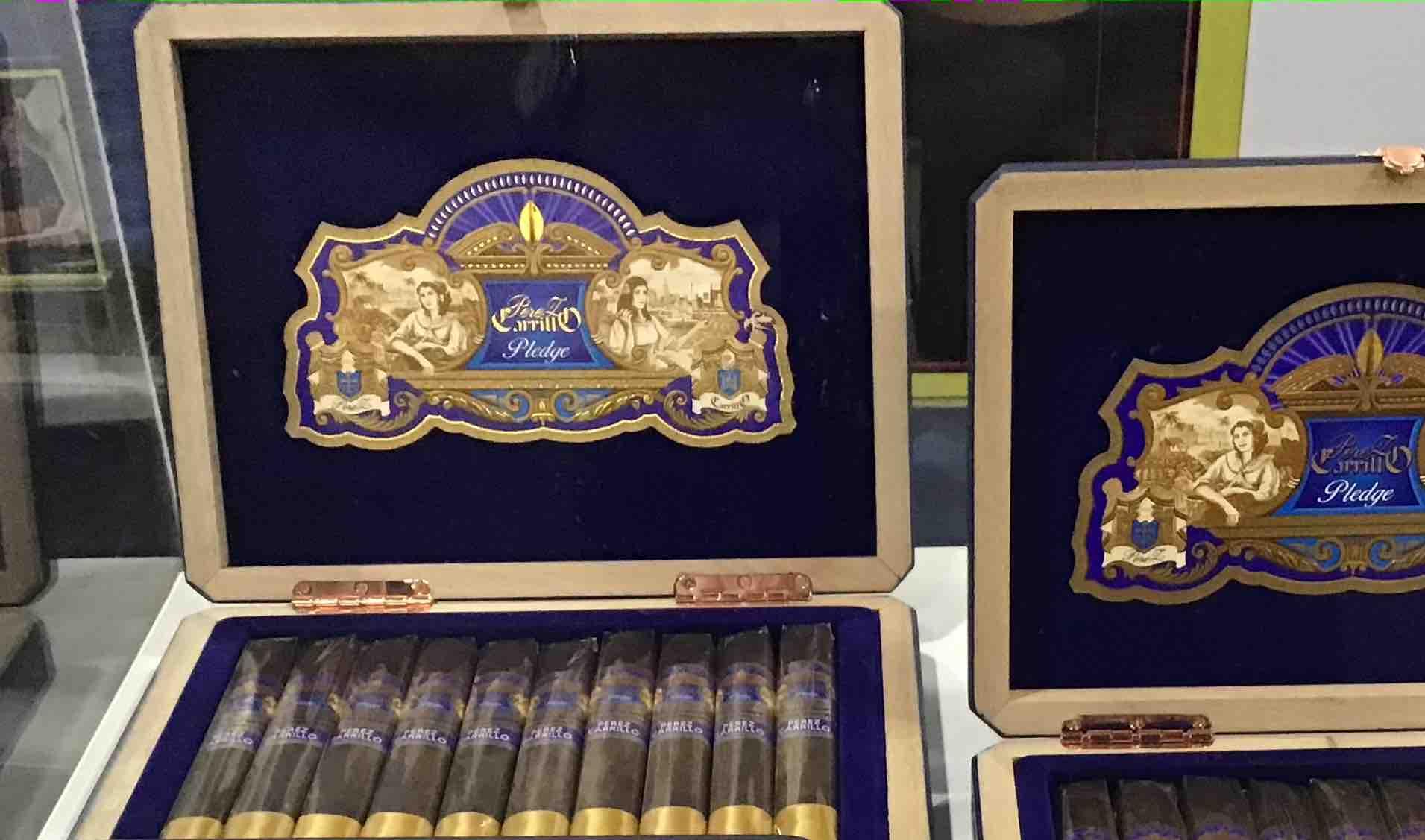 Cigar News: E.P. Carrillo Pledge Apogee Makes Debut at 2021 PCA