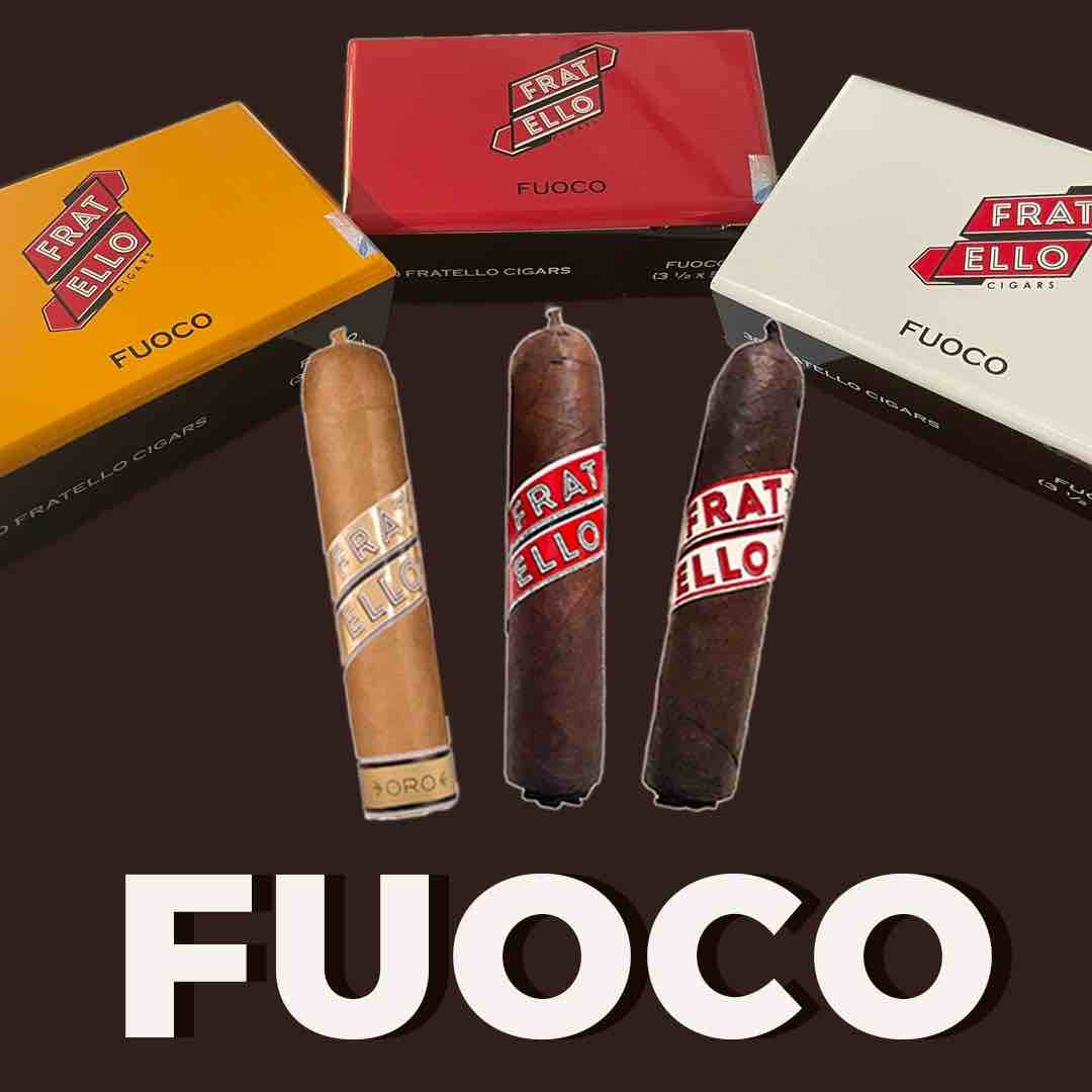 Cigar News: Fratello Fuoco Line Extensions Announced