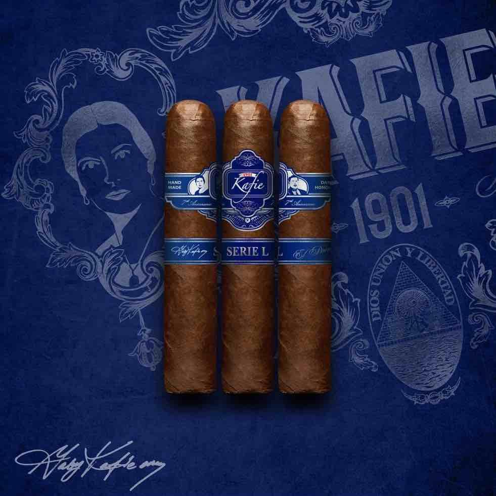 Cigar News: Kafie 1901 Serie L Announced