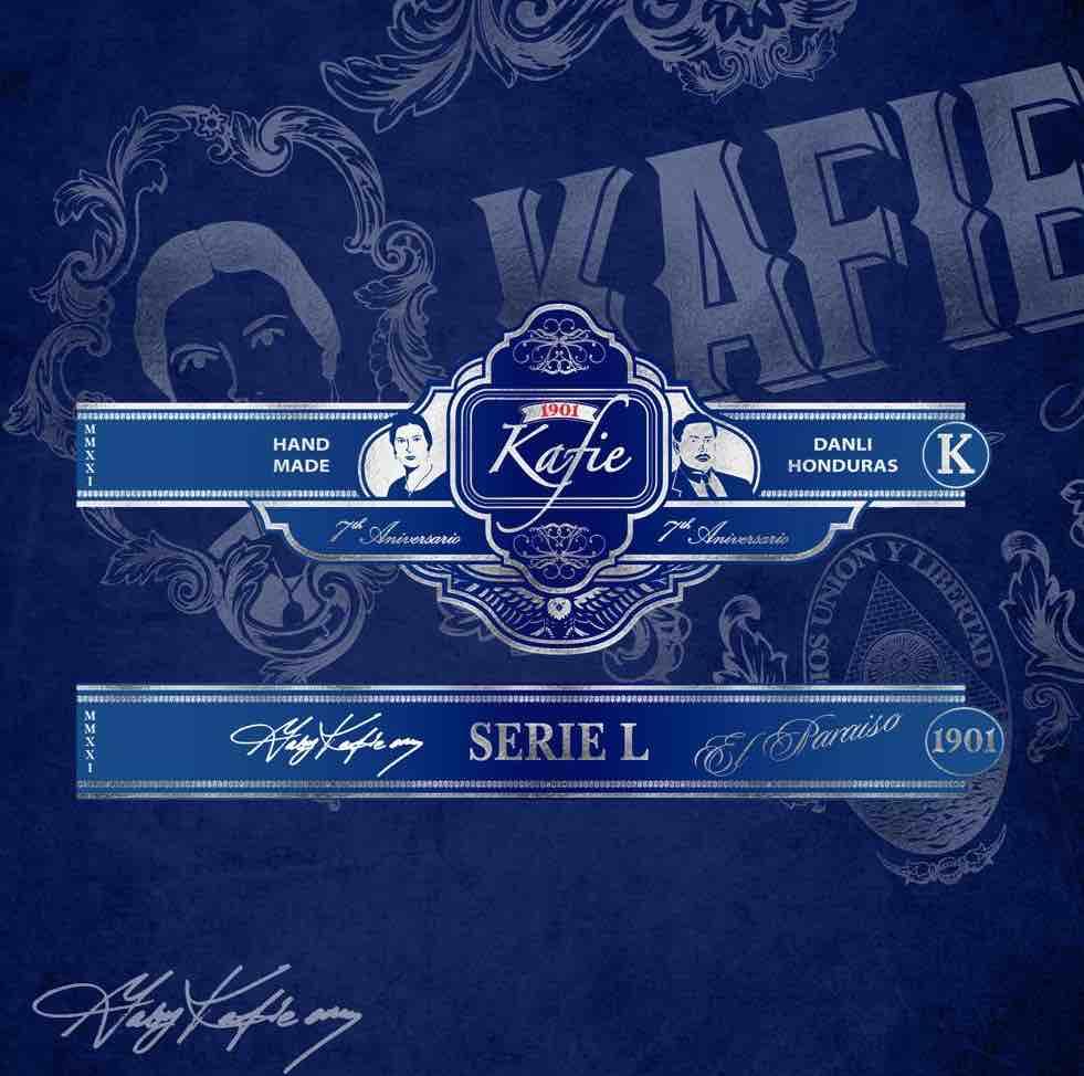 Summer of '21 Report: Kafie 1901 Cigars