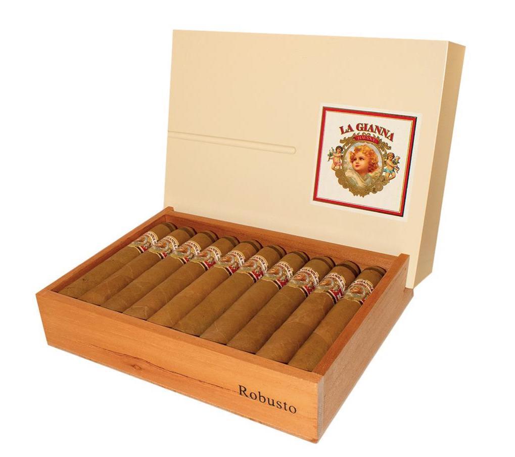 Cigar News: United Cigars Brings Back La Gianna Angelic