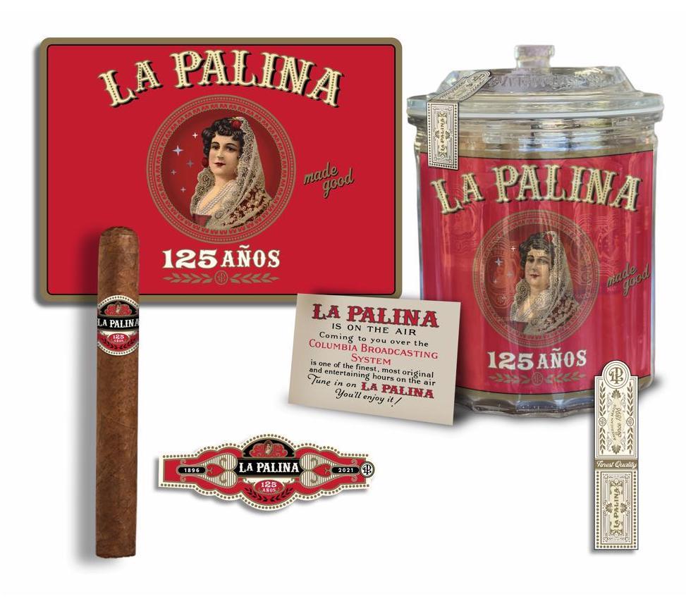 Cigar News: La Palina 125 Años to Launch at 2021 PCA