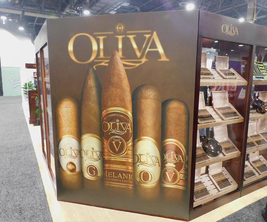Cigar News: Oliva Introduces Oliva Serie V Melanio Toro at the 2021 PCA