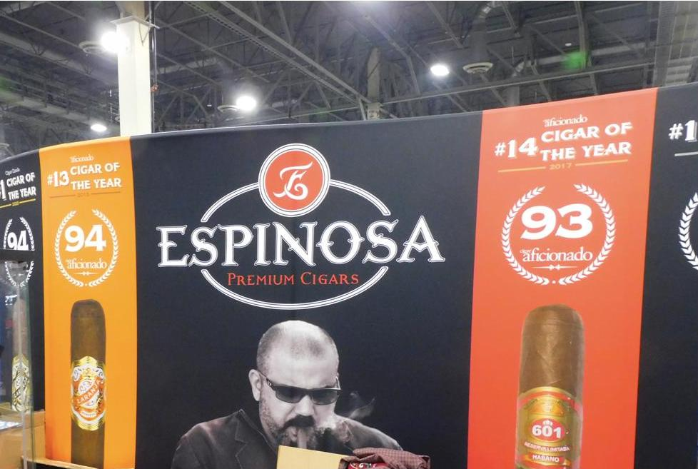 PCA 2021 Report: Espinosa Cigars