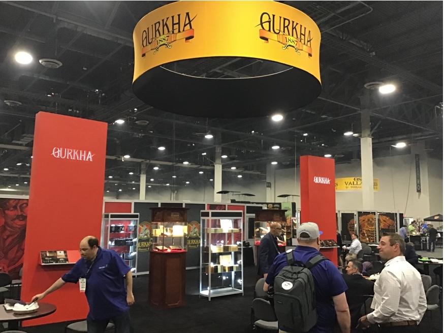 PCA 2021 Report: Gurkha Cigars