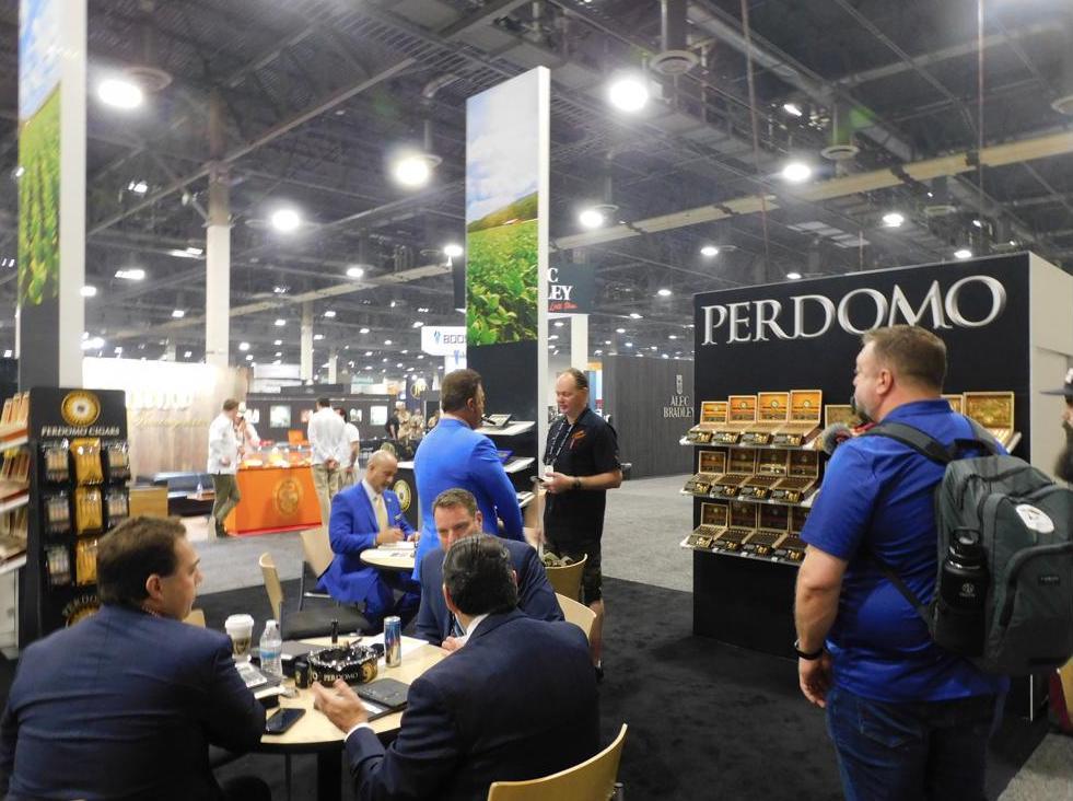 PCA 2021 Report: Perdomo Cigars