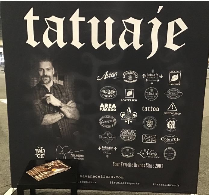 Cigar News: Tatuaje Showcases La Riqueza SE at 2021 PCA Trade Show