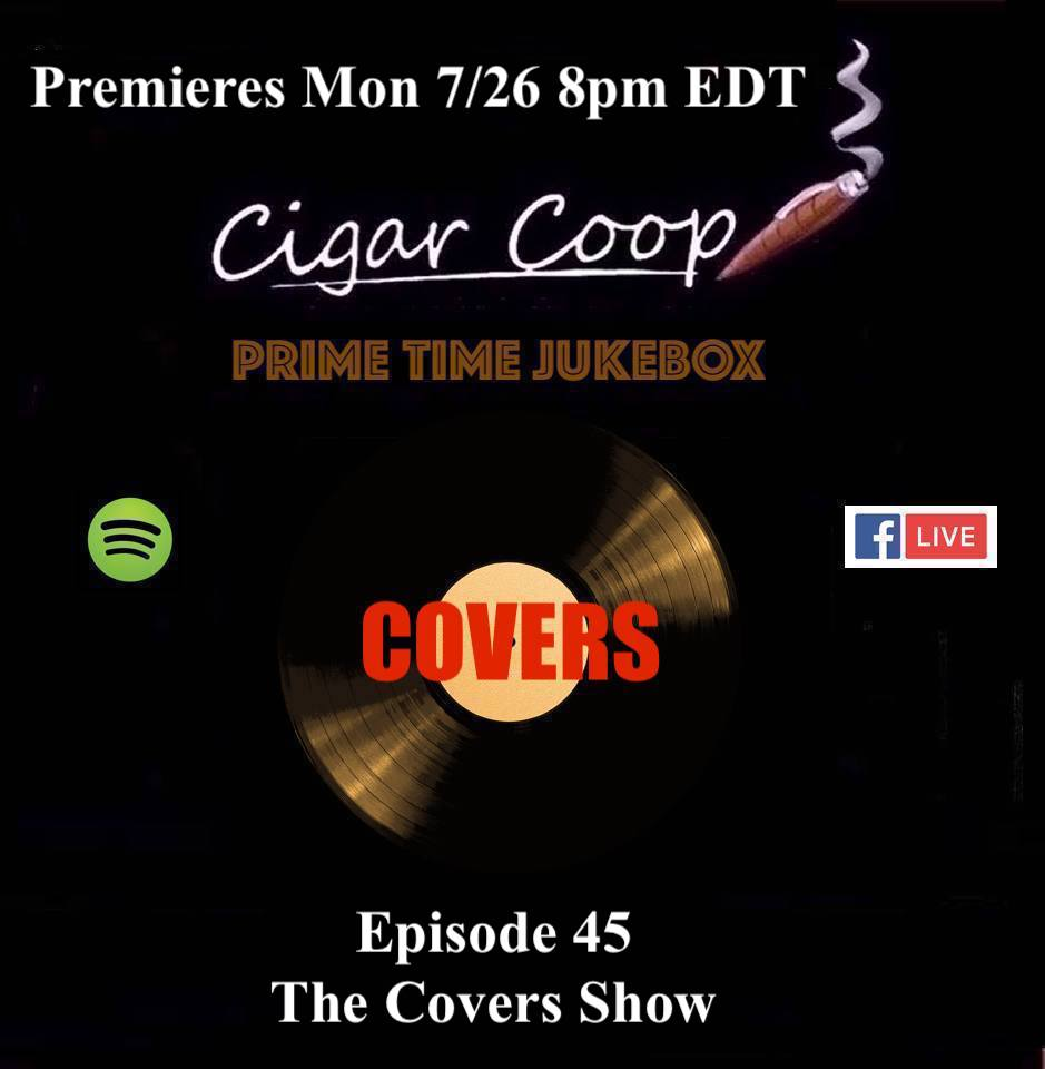 Announcement: Prime Time Jukebox Episode 45 – The Covers Show