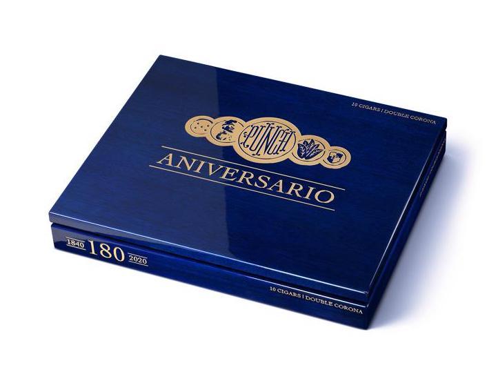 Cigar News: General Cigar Company Announces Punch Aniversario