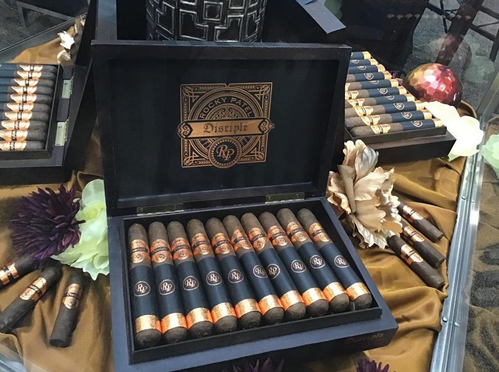 Cigar News: Rocky Patel Disciple Debuts at 2021 PCA Trade Show