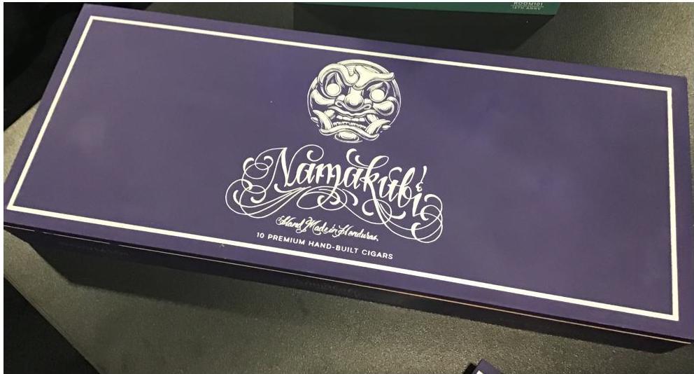 Cigar News: Room101 Namakubi to Return