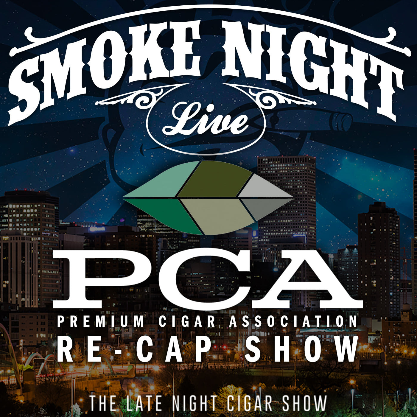 The Blog: Will Cooper Guests on Smoke Night Live PCA Recap Show