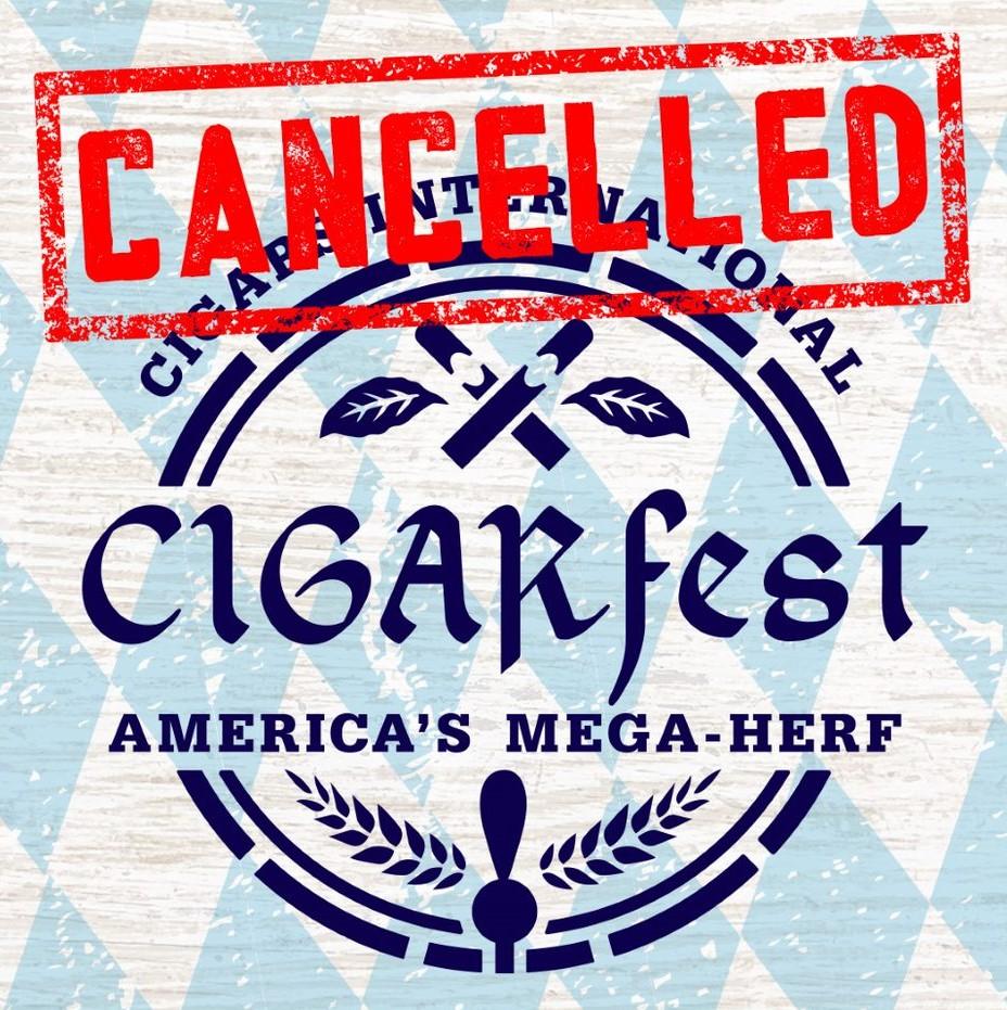 Cigar News: CIGARfest 2021 Cancelled