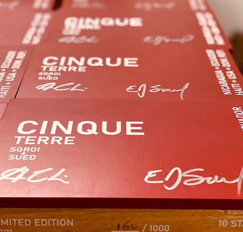 Cigar News: Claudio Sgroi and Edgar Julián Sued Team Up for Limited Edition Trilogy of Cigars