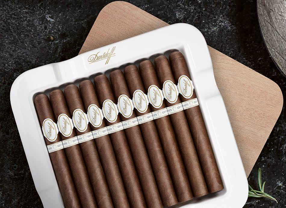 Cigar News: Davidoff Chefs Edition 2021 to Launch in September