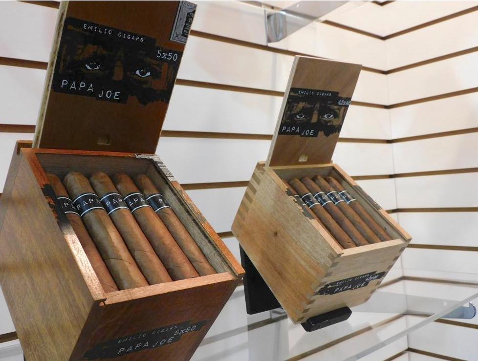 Cigar News: Oveja Negra Brands Introduces Emilio Papa Joe Corona Extra at 2021 PCA