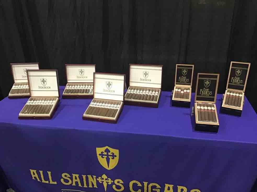 PCA 2021 Report: All Saints Cigars