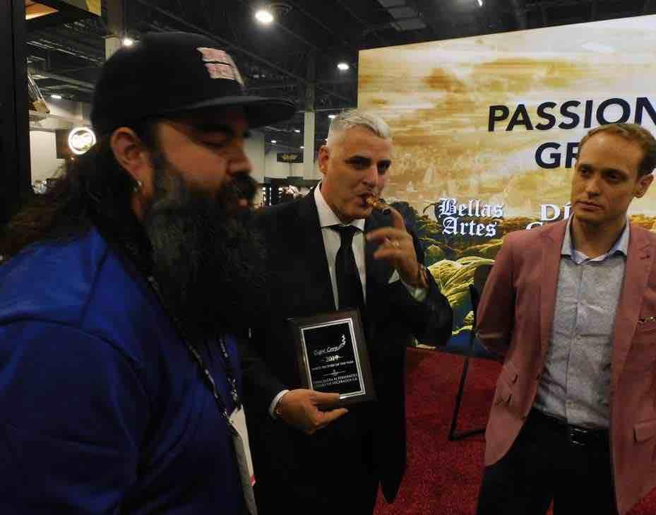 PCA 2021 Report: AJ Fernandez Cigar Company
