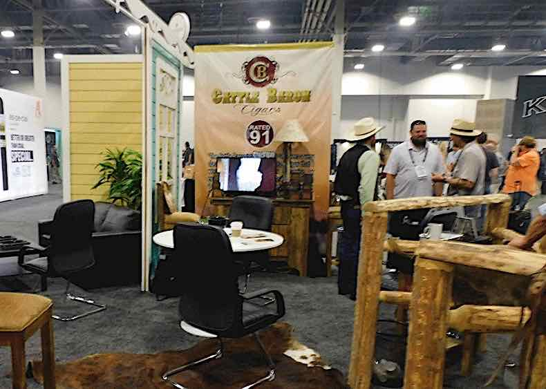 PCA 2021 Report: Cattle Baron Cigars