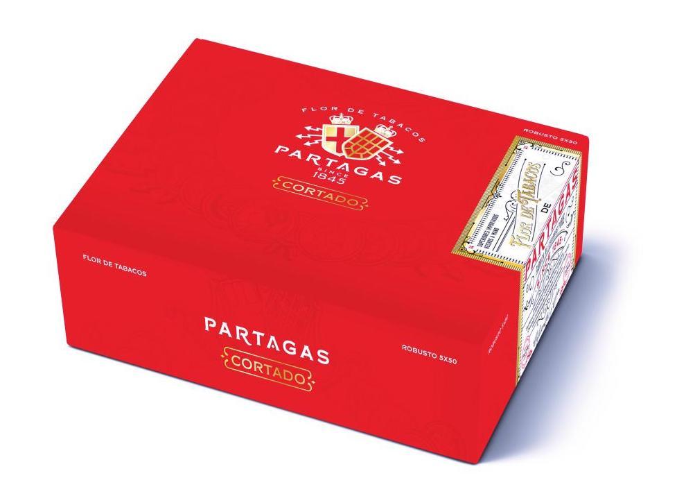 Cigar News: Partagas Cortado Arrives at Retailers.