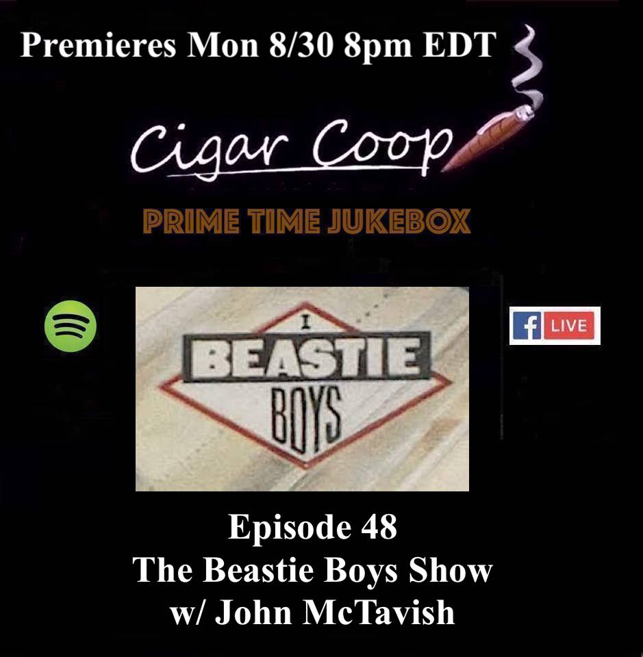 Prime Time Jukebox Episode 48: The Beastie Boys Show