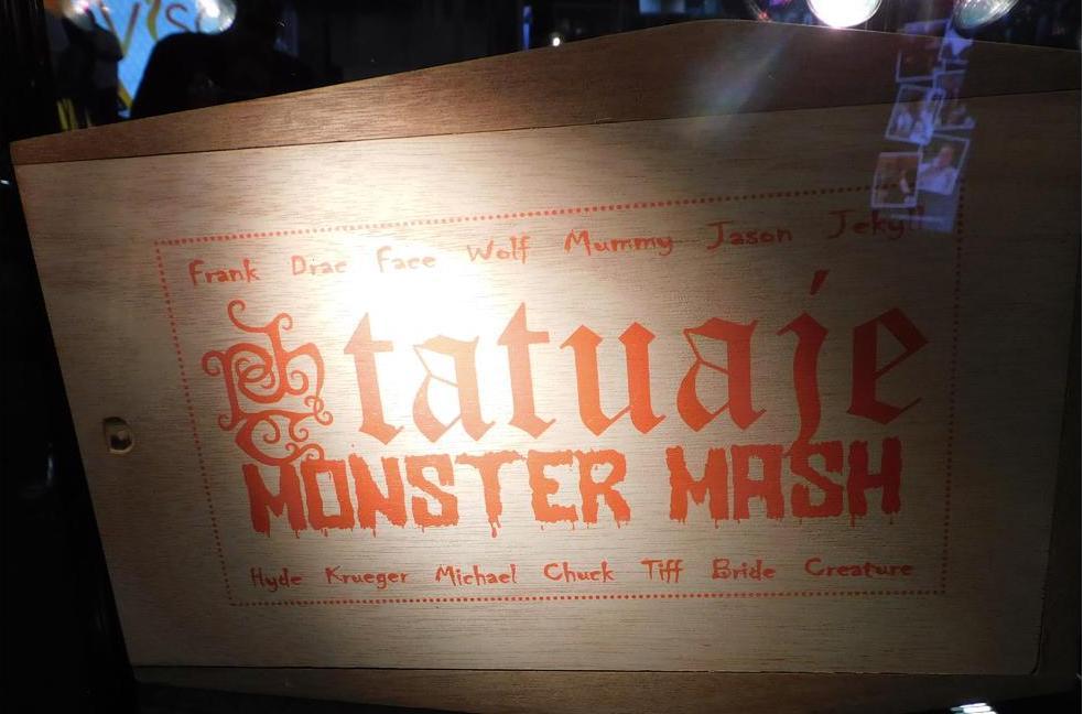 Cigar News: Tatuaje Monster Mash Introduced at 2021 PCA