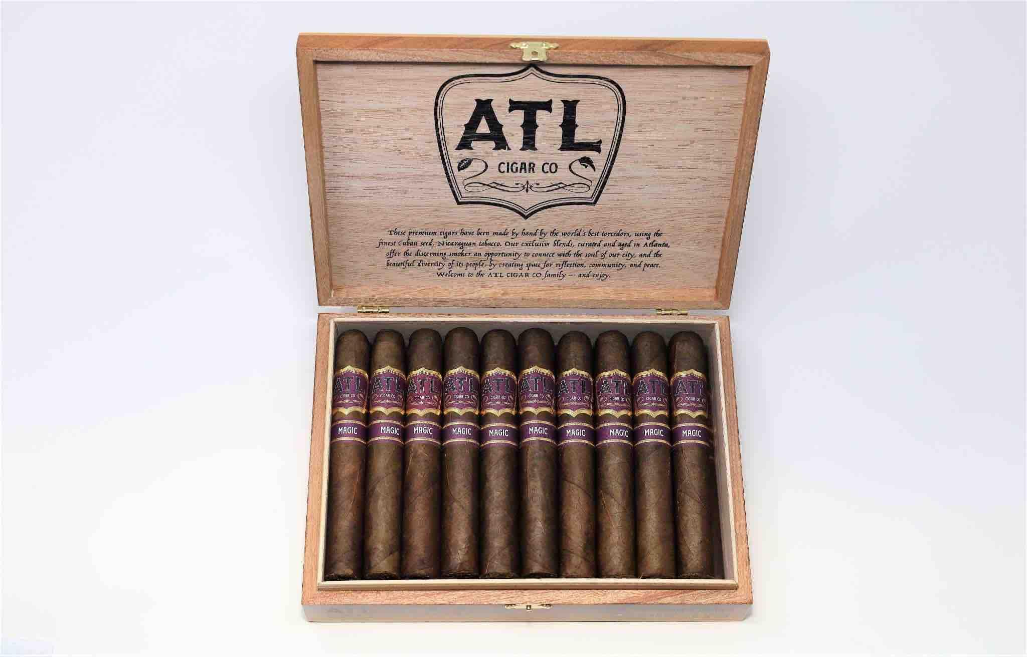 Cigar News: ATL Cigar Co to Release ATL Magic
